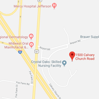 Crystal Oaks Skilled Nursing find us with Google Maps